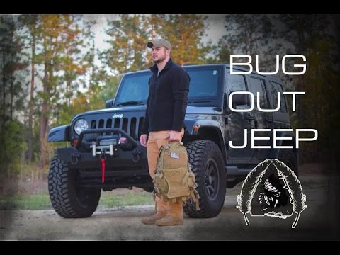 Ultimate Bug Out Jeep