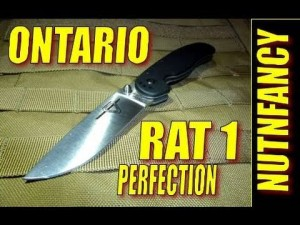 "Ontario RAT 1 knife: ""Value Perfected"" by Nutnfancy"