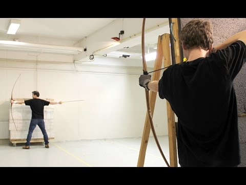Lars Andersen: LOOK Unbelievable Archery!