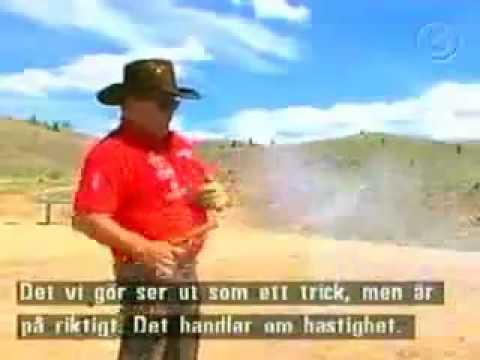 Bob Munden World fastest Gun Record