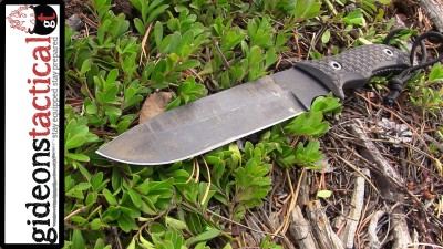 Schrade SCHF37 Bushcraft Series Review