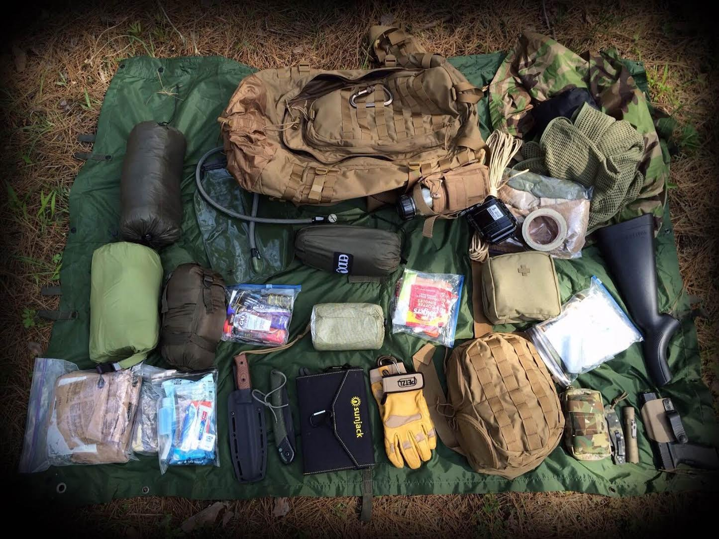 Ultimate Bug Out Bag Part I