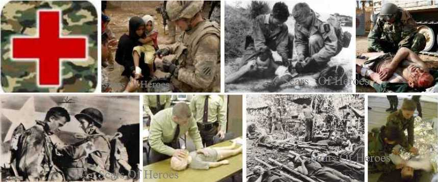 U.S. Military First Aid, Medical & Dental Ebooks