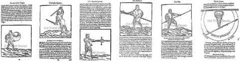 The Swordsman's Library Sword Fencing Pics 2