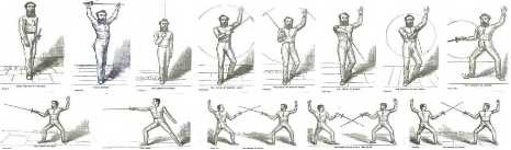 The Swordsman's Library Sword Fencing Pics 7 a