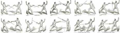 The Swordsman's Library Sword Fencing Pics 7 b