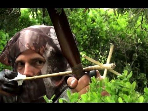 Make Brush Blinds for Turkey Hunting